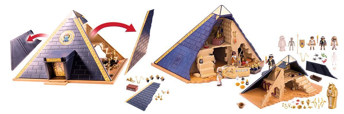 Casa egipcia Playmobil 5386