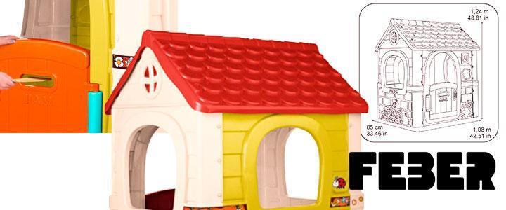 Casa de juguete Fantasy House Famosa