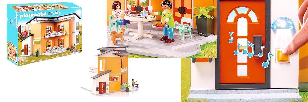 Casa moderna Playmobil 9266