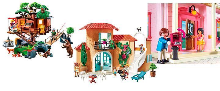 Casas Playmobil, precios y características