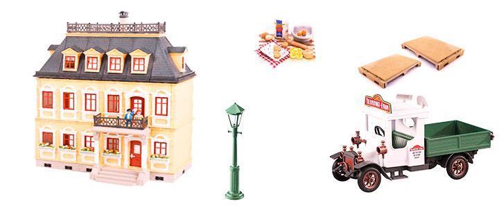Casas victorianas Playmobil