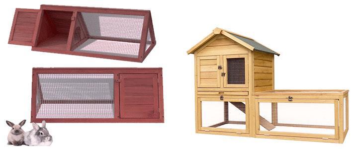 Casetas para conejos baratas