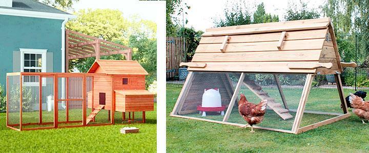 Gallineros y casas para gallinas Don casetas