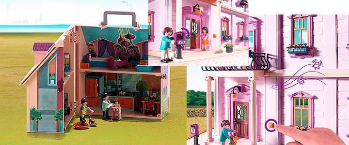 La casa de muñecas de Playmobil