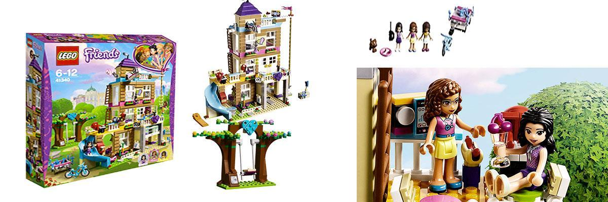 Lego Friends casa de la amistad